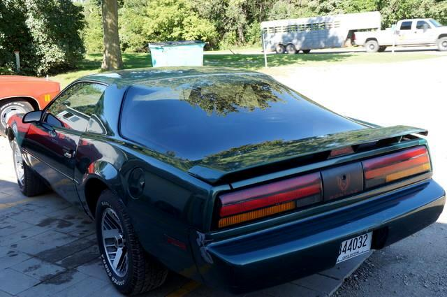 1991 Pontiac Firebird Base