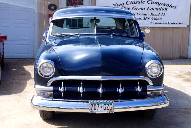 1950 Ford Custom Coupe