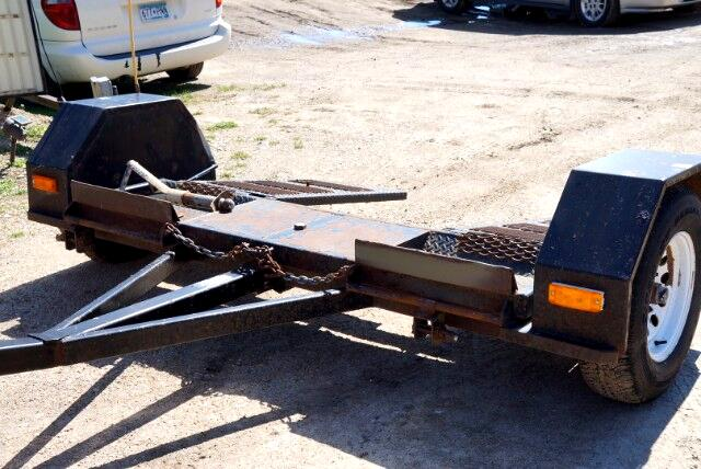 1998 Trailer Car Hauler Base