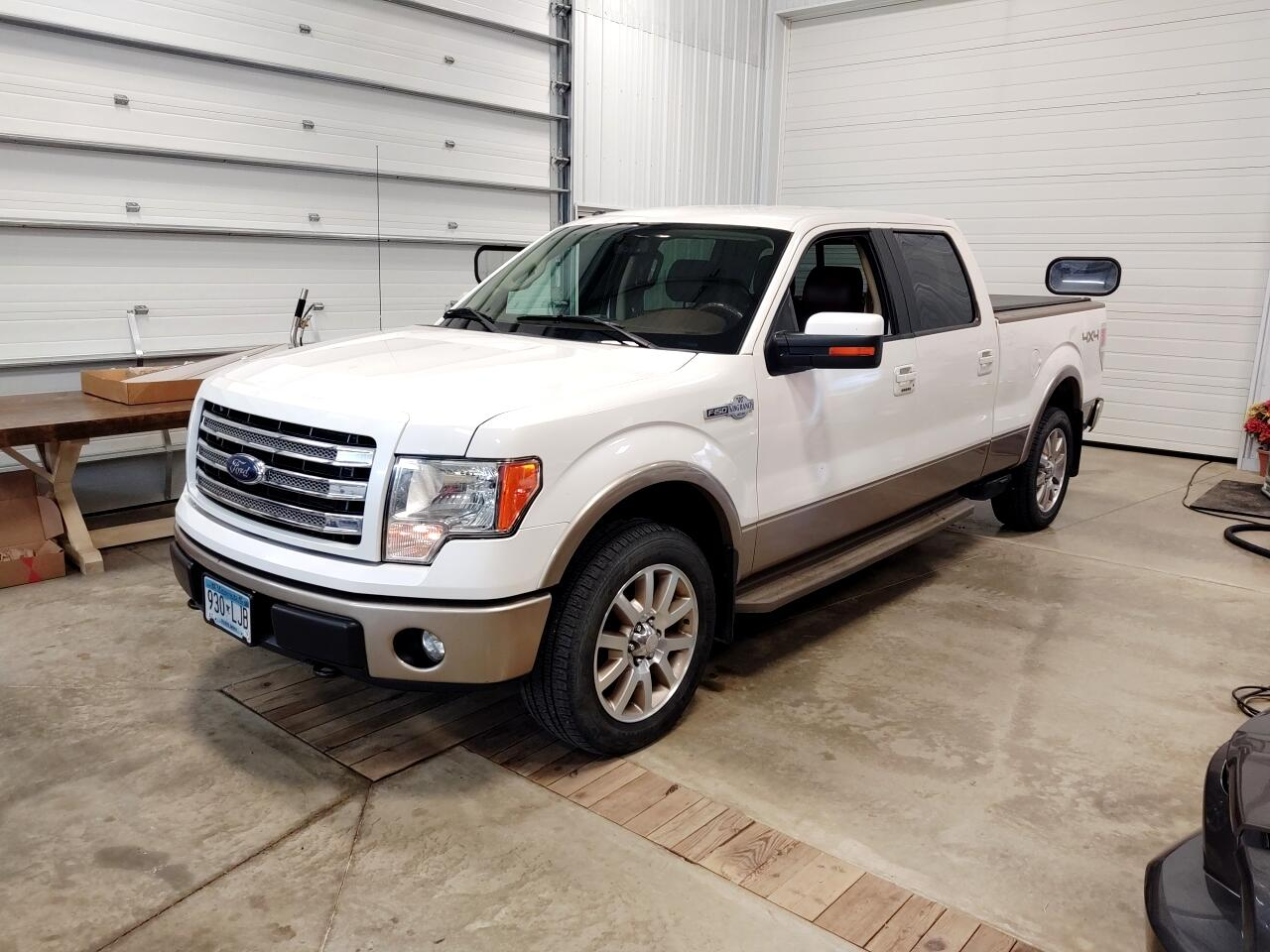 2013 Ford F-150 XLT SuperCrew 6.5-ft Box 4WD