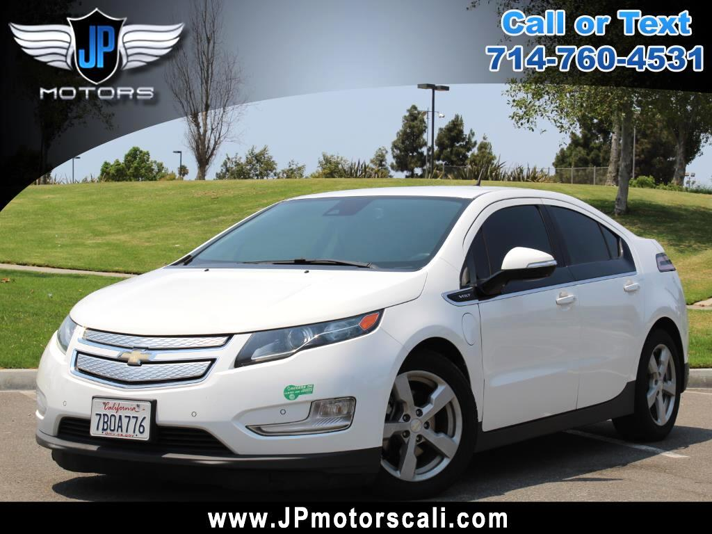 2013 Chevrolet Volt Premium 5dr HB