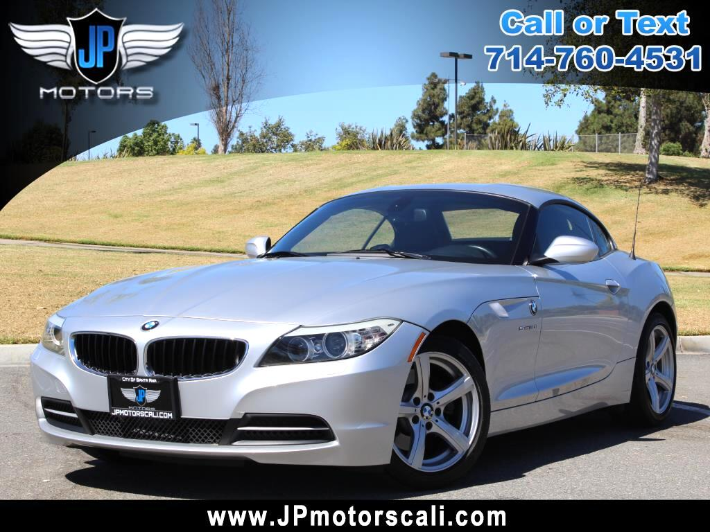 2009 BMW Z4 2dr Roadster sDrive30i