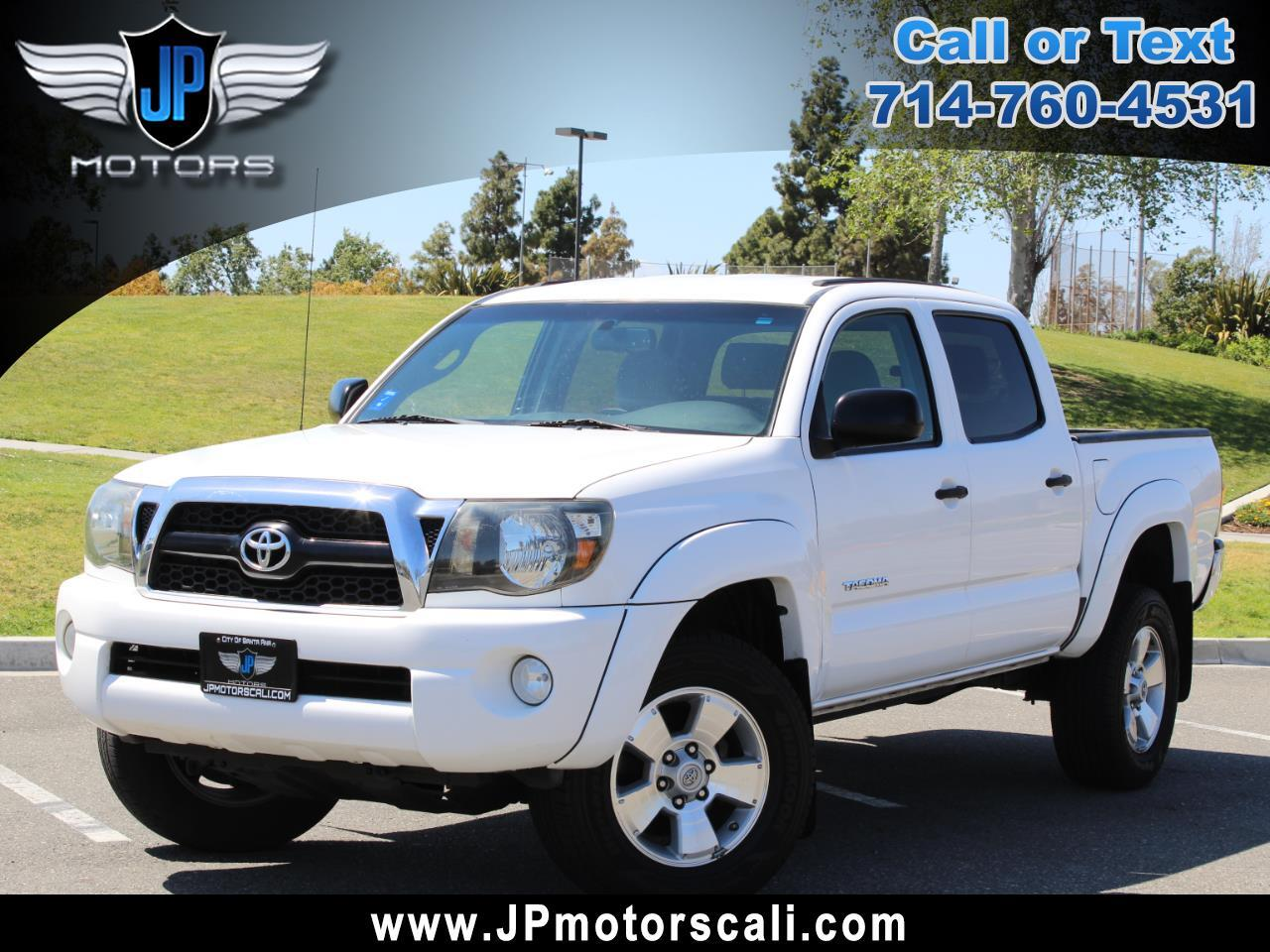 2011 Toyota Tacoma 2WD Double V6 AT PreRunner (Natl)