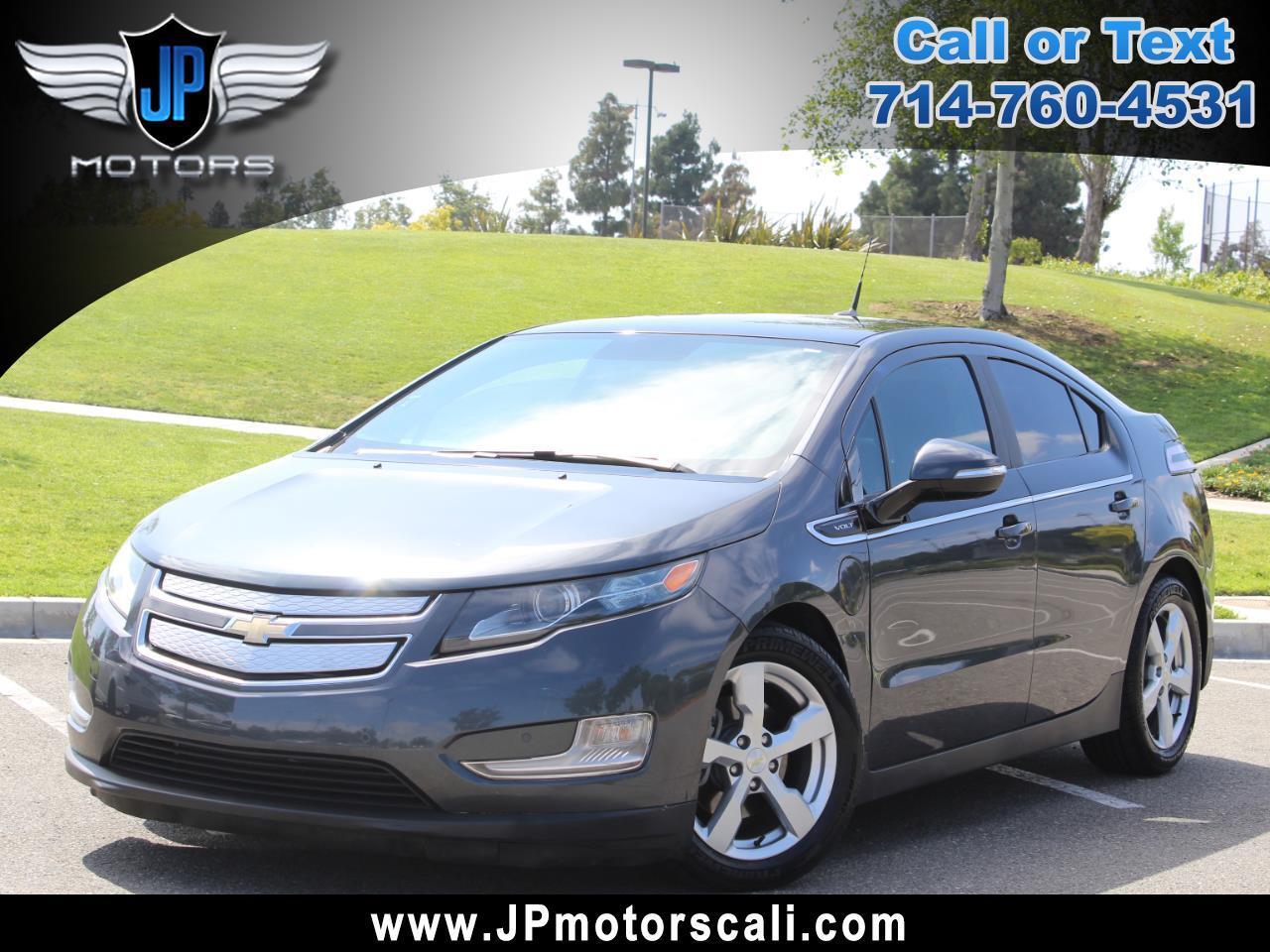 2012 Chevrolet Volt Premium