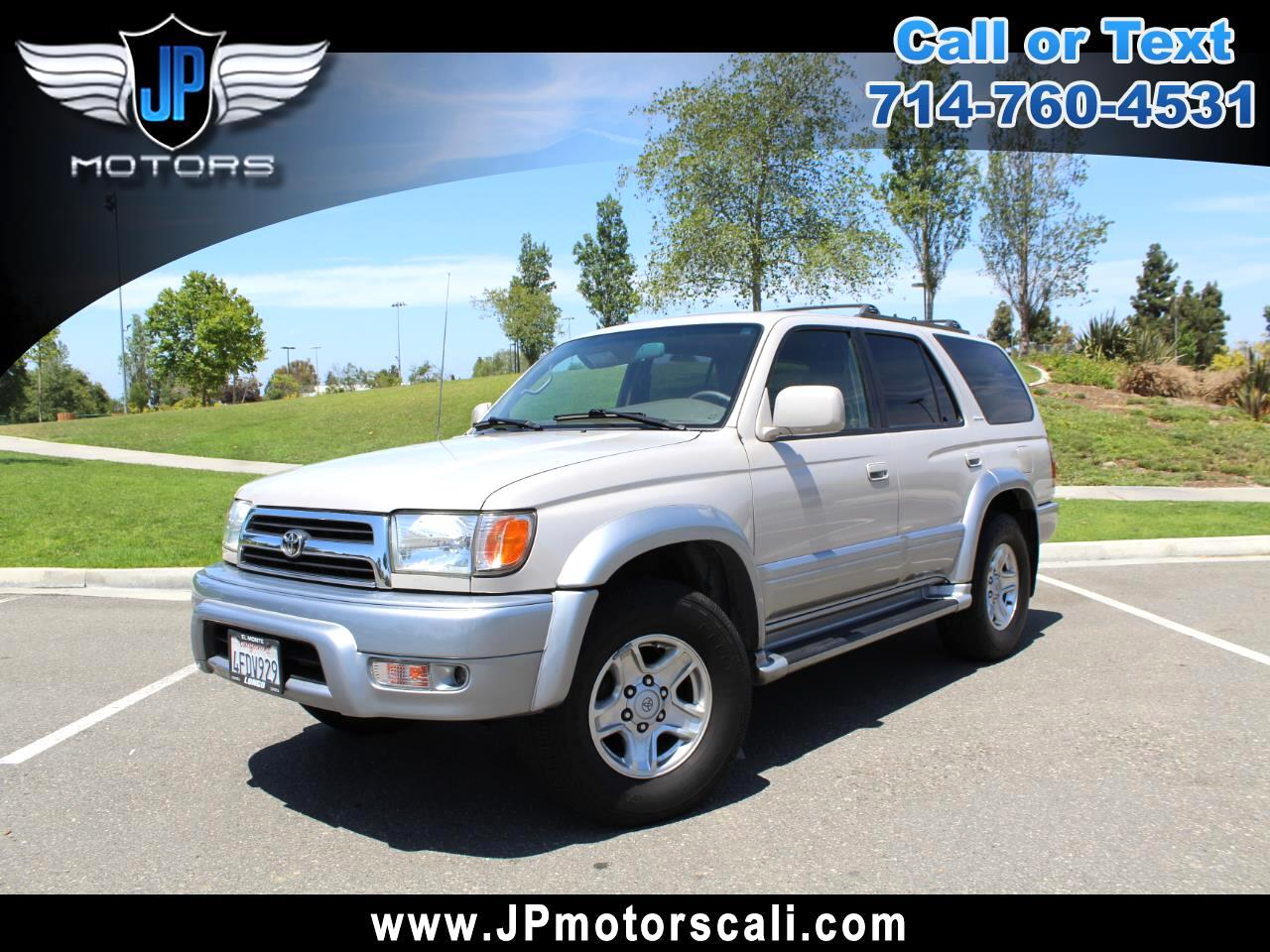 1999 Toyota 4Runner 4dr Limited 3.4L Auto