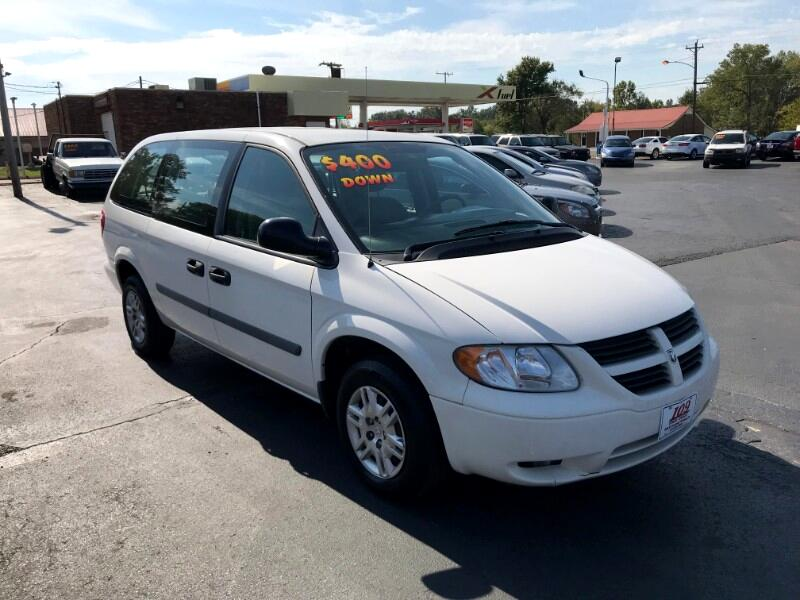 2007 Dodge Grand Caravan 4dr Wgn SE *Ltd Avail*
