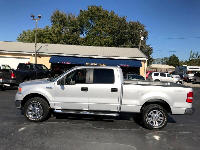 "2008 Ford F-150 4WD SuperCrew 139"" XL"