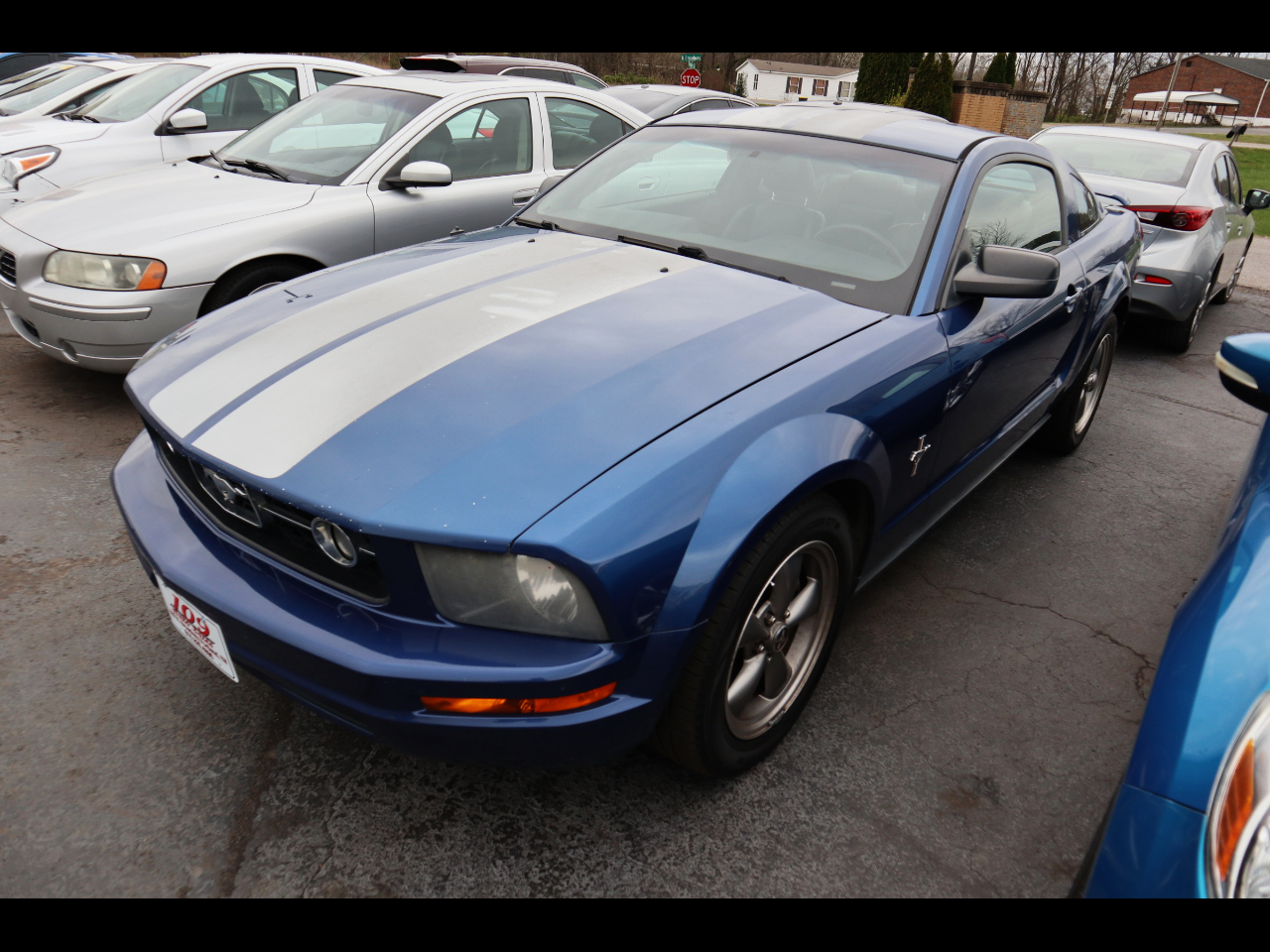 Ford Mustang 2dr Cpe Standard 2006