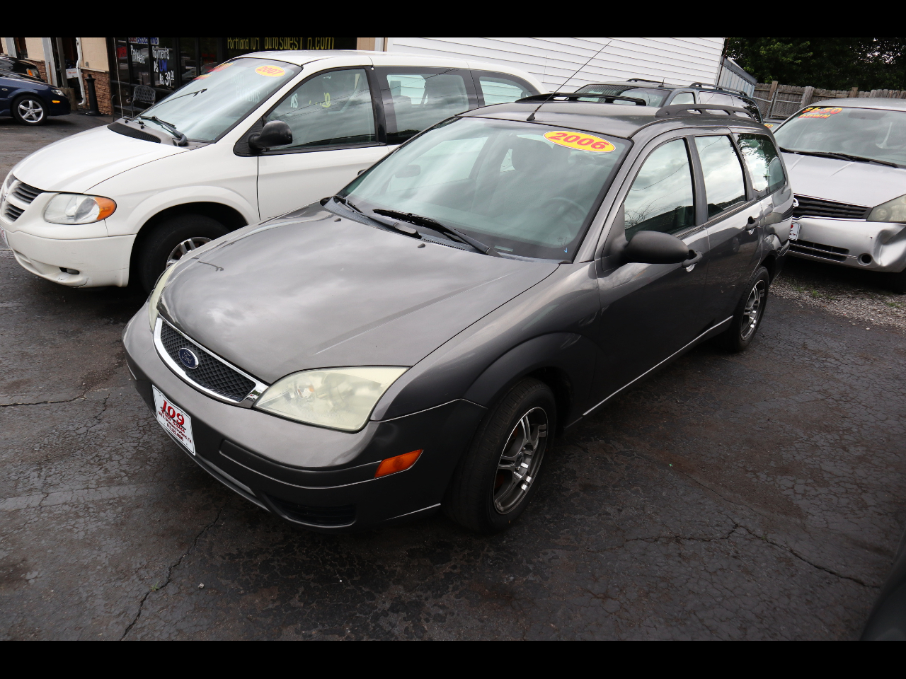 Ford Focus 4dr Wgn ZXW SES 2006