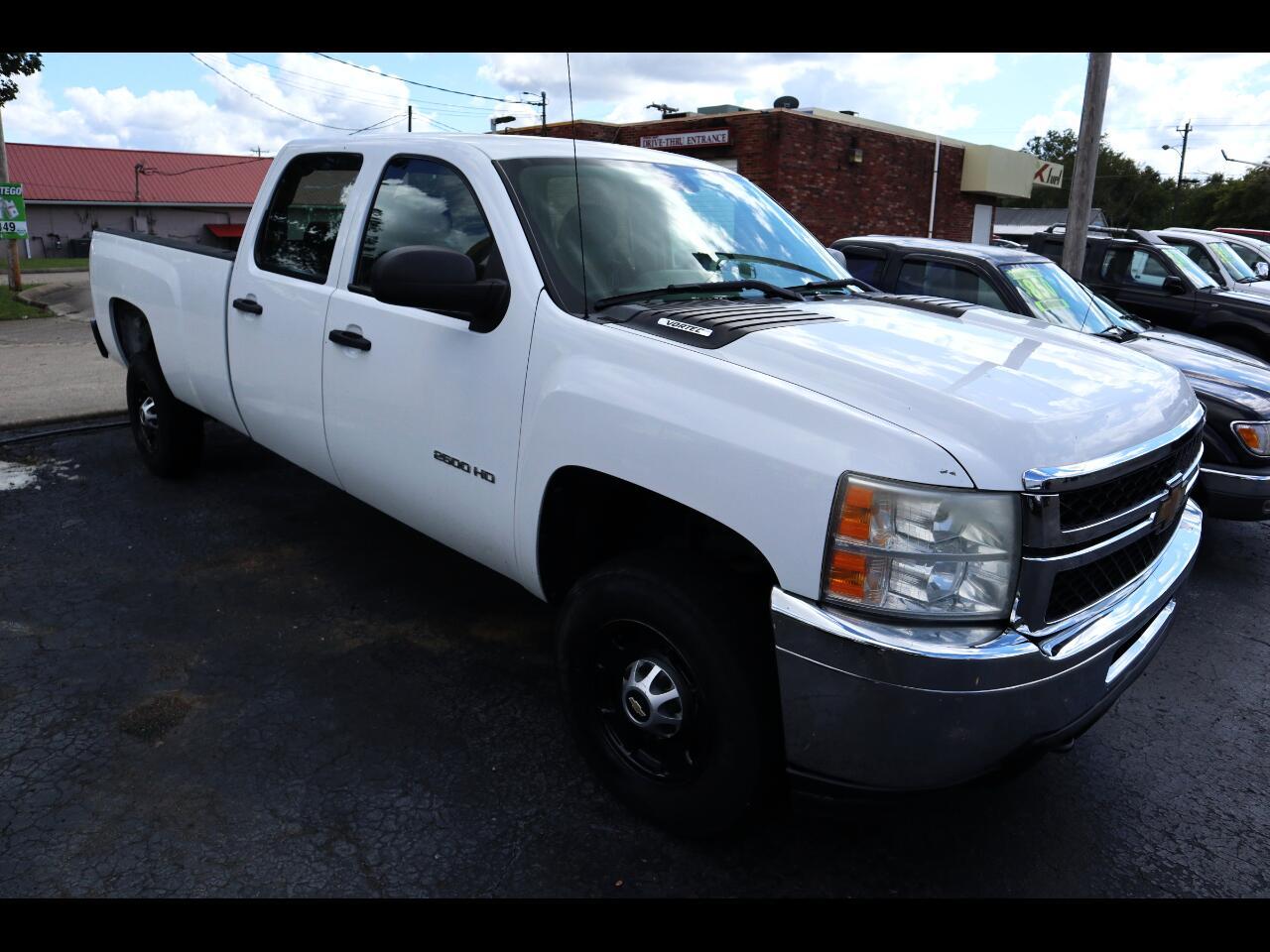 "Chevrolet Silverado 2500HD 2WD Crew Cab 167.7"" Work Truck 2011"