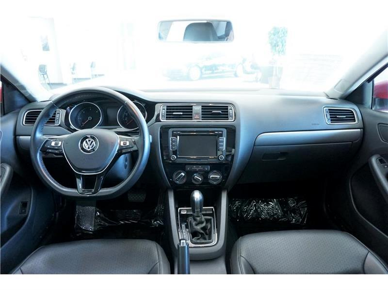 2015 Volkswagen Jetta TDI S 6A