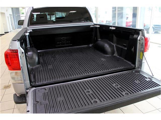 2012 Toyota Tundra Tundra-Grade CrewMax 5.7L 2WD