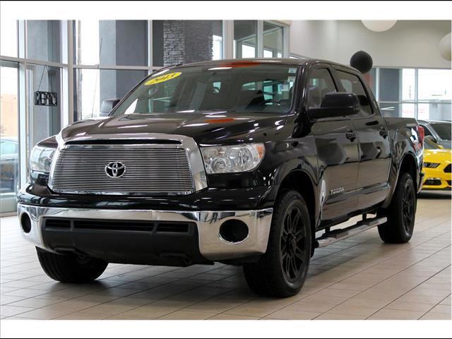 2013 Toyota Tundra Tundra-Grade CrewMax 4.6L 2WD