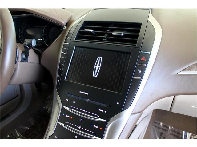 2015 Lincoln MKZ Black Label AWD