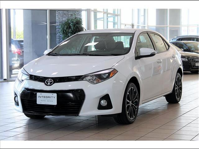 2016 Toyota Corolla S Plus 6MT