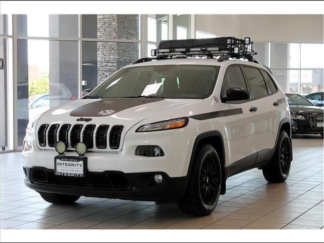 2017 Jeep Cherokee Sport FWD