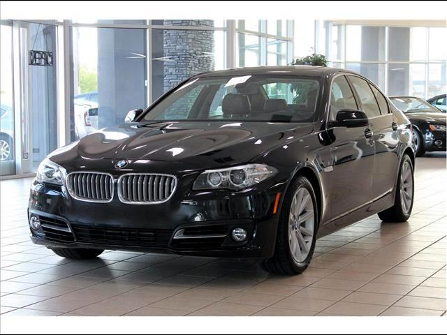 2015 BMW 5-Series ActiveHybrid 5