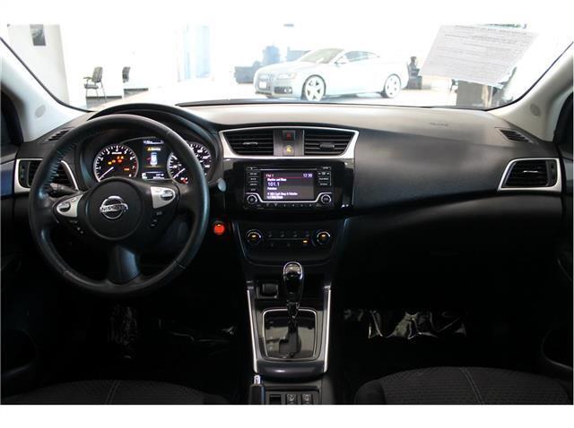2017 Nissan Sentra SR TURBO CVT
