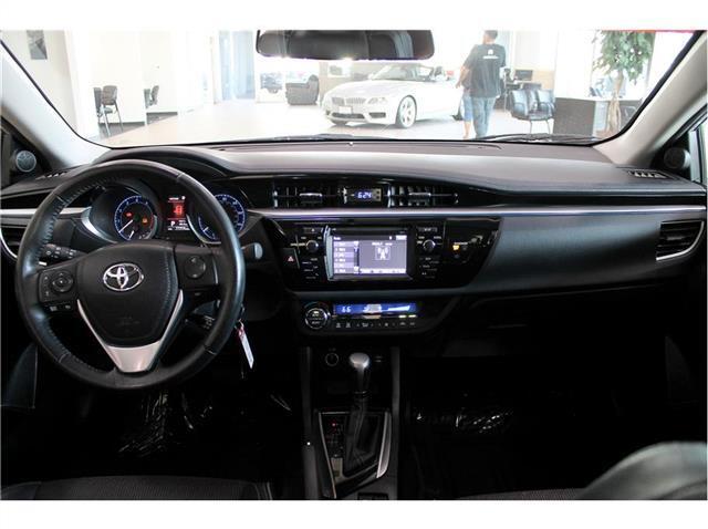 2016 Toyota Corolla S Plus 6MT