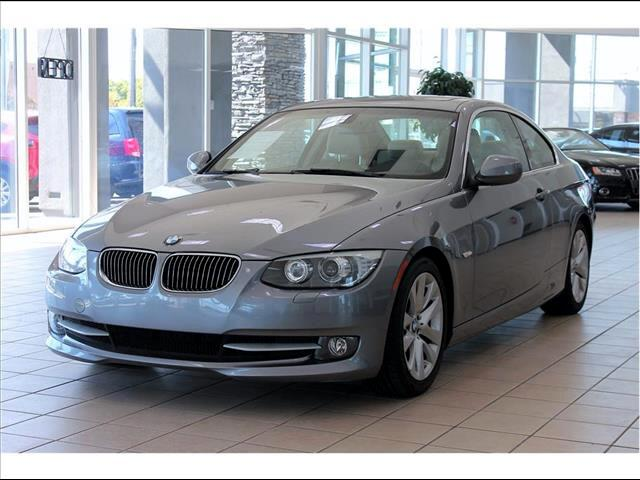 2012 BMW 3-Series 328i Coupe - SULEV