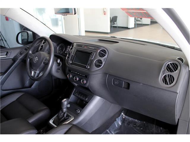 2016 Volkswagen Tiguan SE