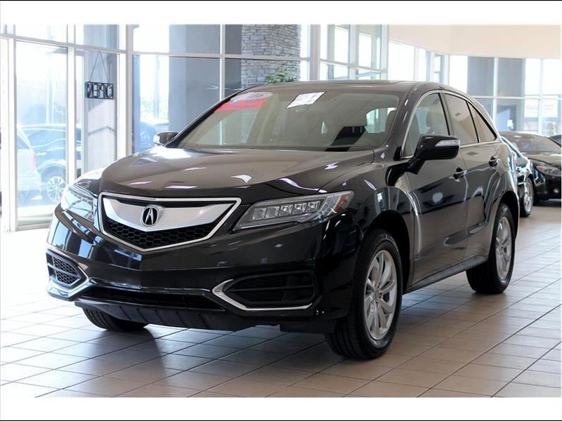 2016 Acura RDX 6-Spd AT