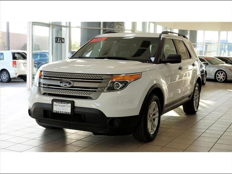 2015 Ford Explorer Base 4WD