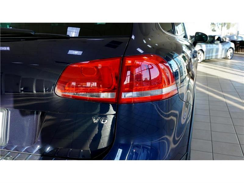 2014 Volkswagen Touareg VR6 Lux