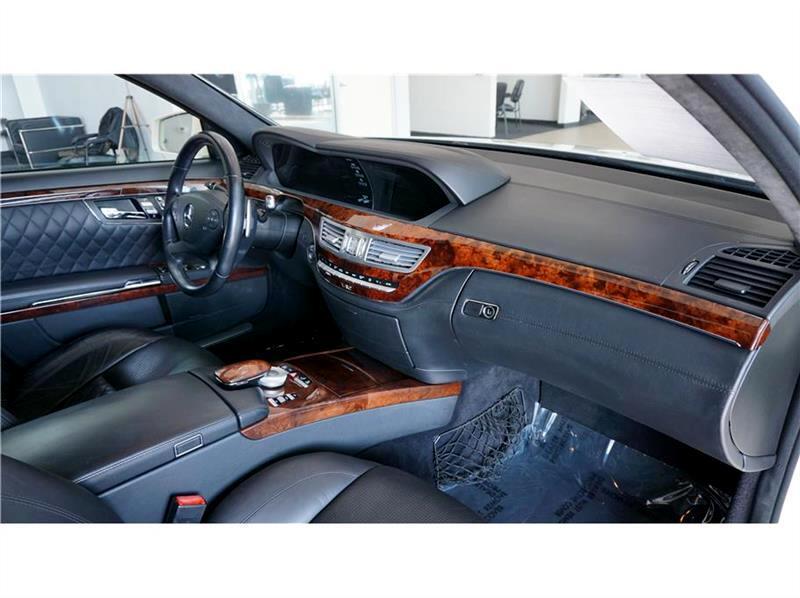 2010 Mercedes-Benz S-Class S65 AMG