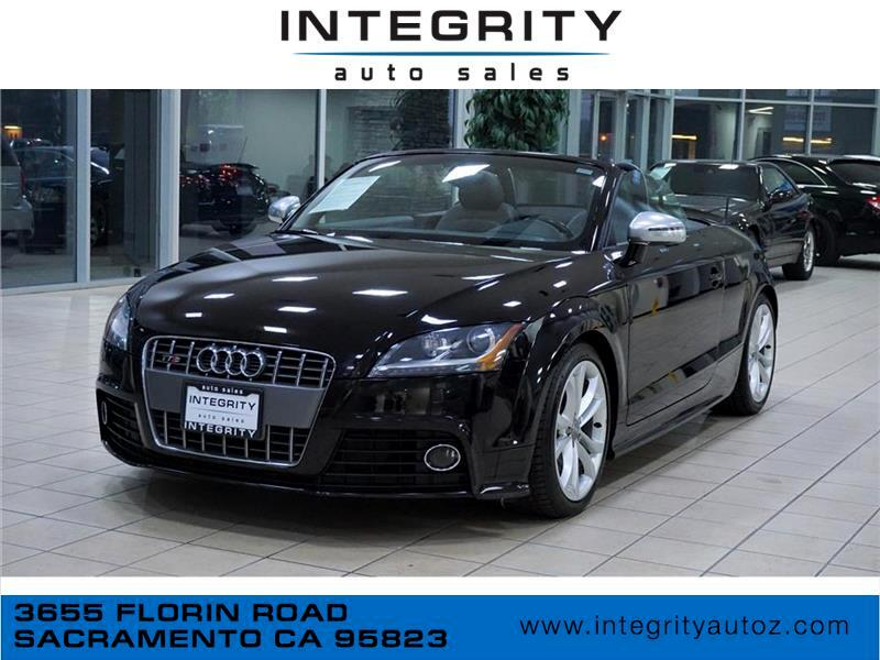 2009 Audi TT 2.0T Roadster with S tronic