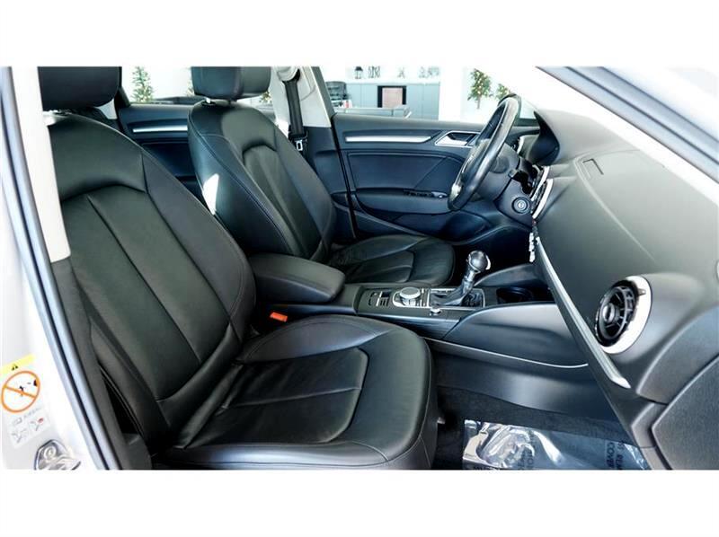 2015 Audi A3 1.8T Premium FWD S tronic
