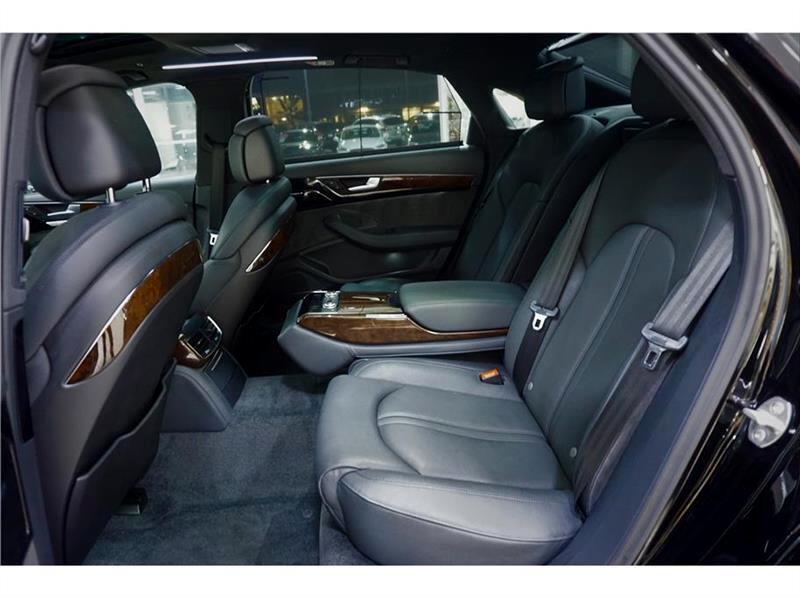2015 Audi A8 L 4.0T quattro