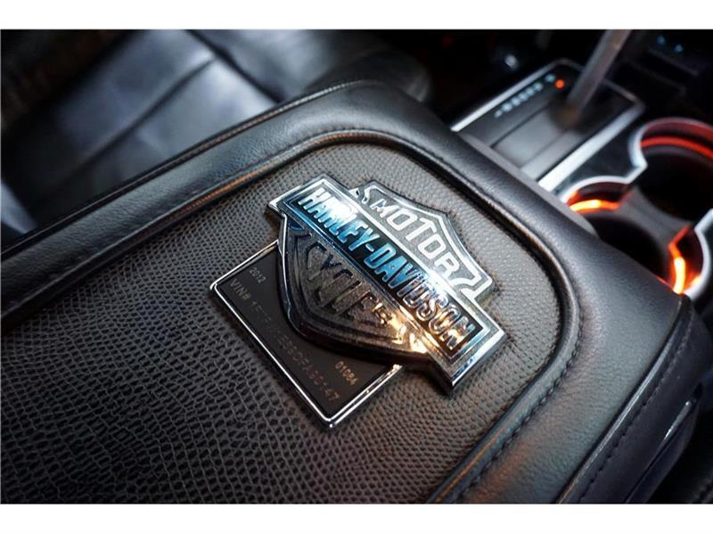 2012 Ford F-150 Harley-Davidson SuperCrew 5.5-ft. Bed 4WD