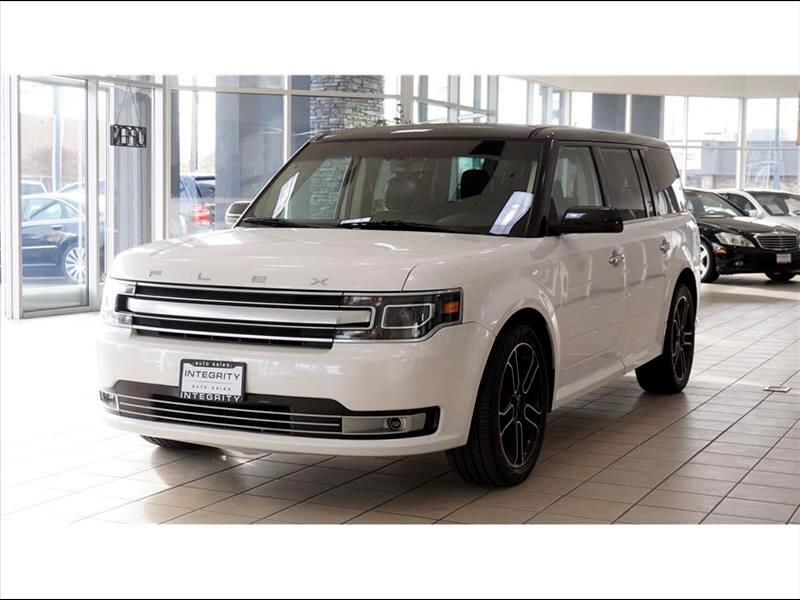 2013 Ford Flex Limited AWD