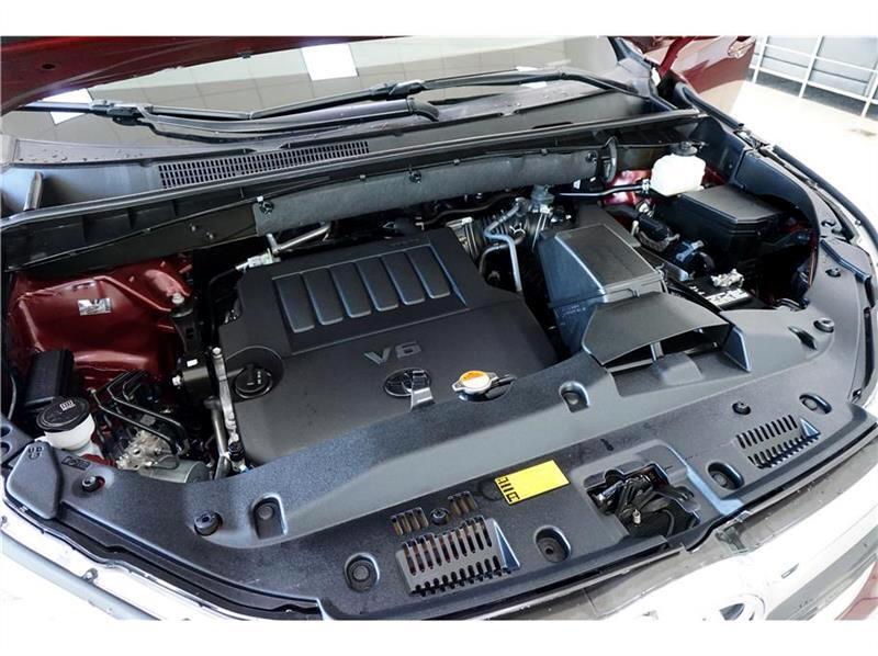 2015 Toyota Highlander Limited AWD V6