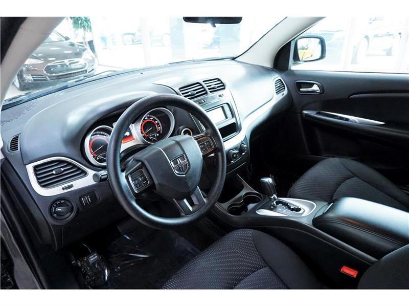 2017 Dodge Journey SE