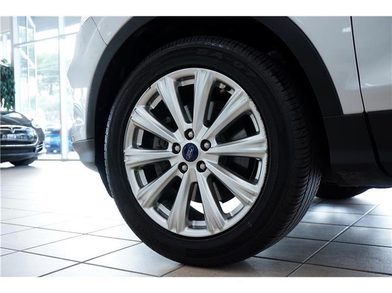 2017 Ford Escape Titanium 4WD