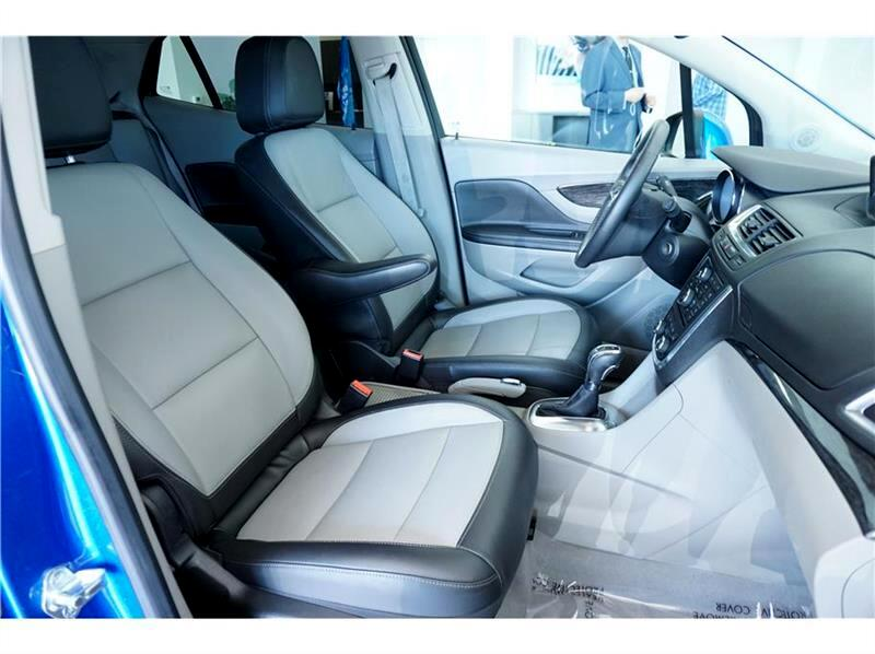 2016 Buick Encore Leather FWD