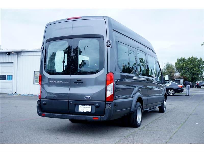 2017 Ford Transit 350 Wagon HD High Roof XLT Dual Slide. 148 WB EL
