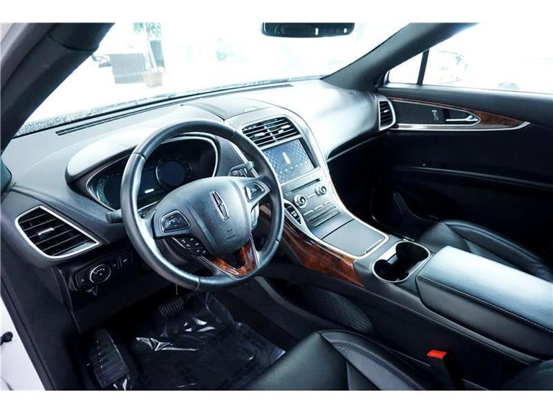 2018 Lincoln MKX Select
