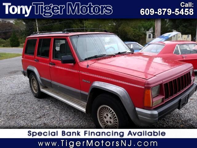 1995 Jeep Cherokee Country 4-Door 4WD