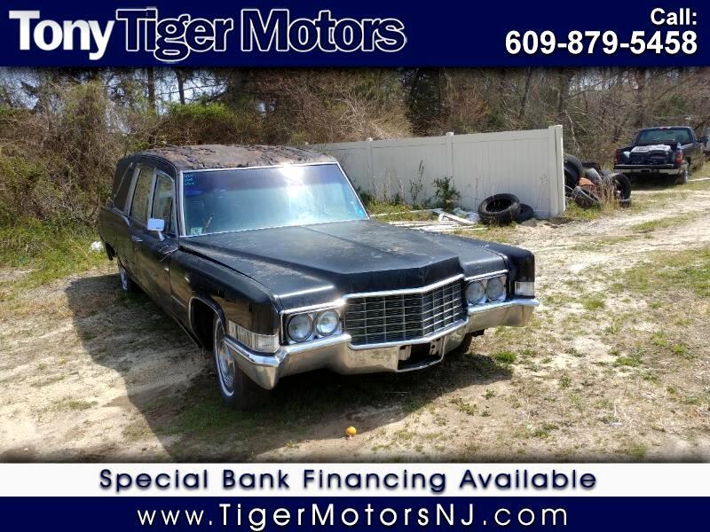 1969 Cadillac Limousine