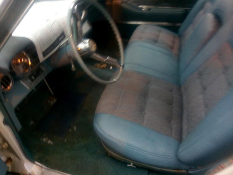 1965 Cadillac DEVILLE 4 door