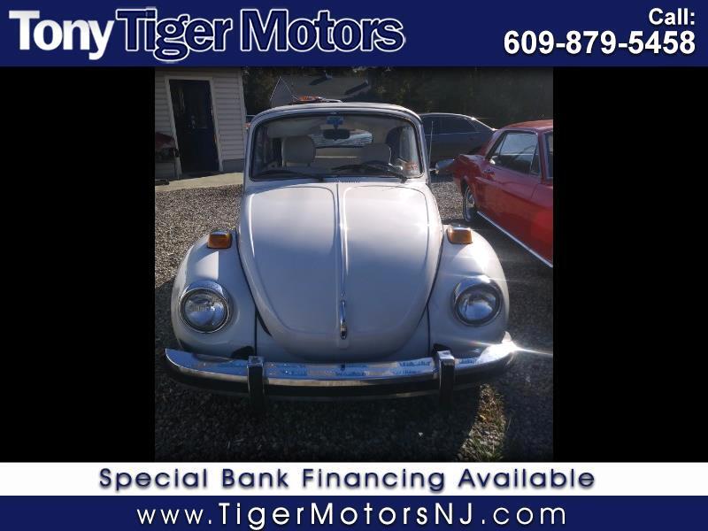 1979 Volkswagen Beetle 1.8T Convertible