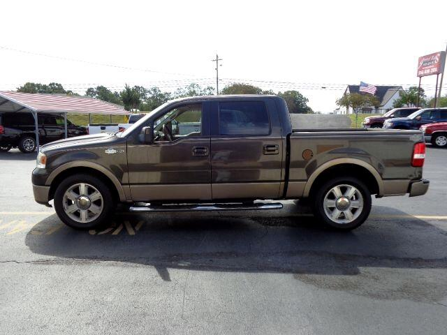 Ford F-150 XL SuperCrew 2WD 2008