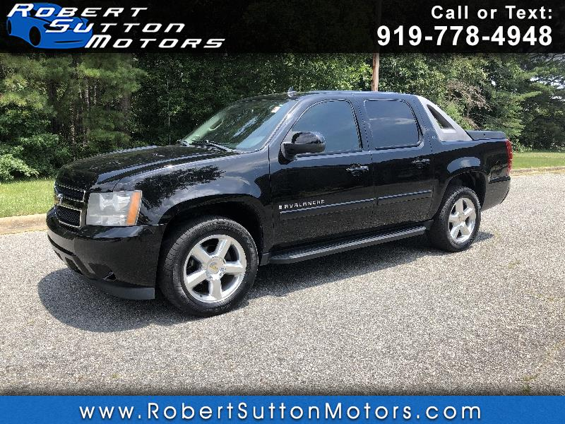 Chevrolet Avalanche LT3 4WD 2008