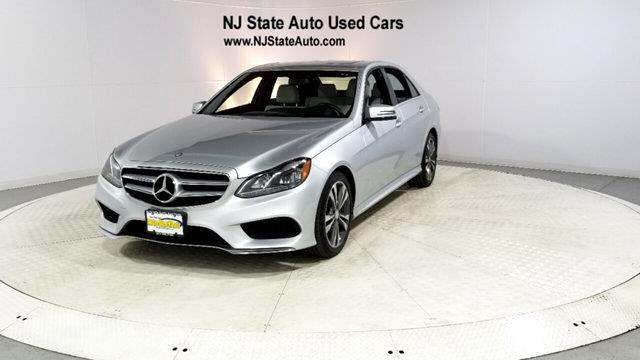 2016 Mercedes-Benz E-Class E350 Sport 4MATIC Sedan