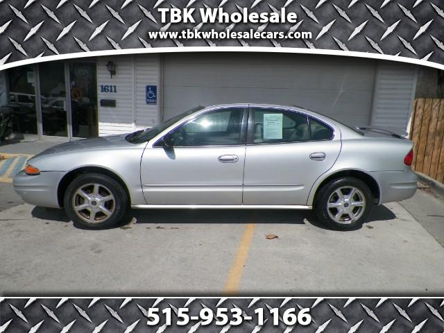 2004 Oldsmobile Alero GLS Sedan