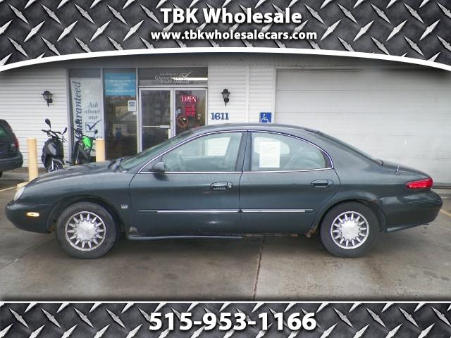 1998 Mercury Sable LS