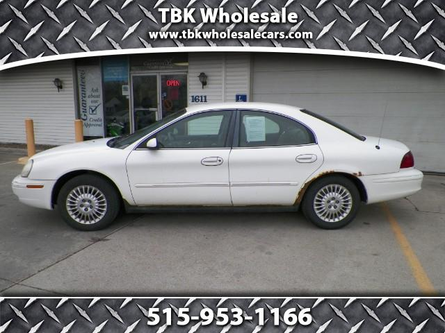 2000 Mercury Sable GS
